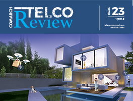 Telco review magazine