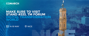 Comarch Digital Transformation World in Nice
