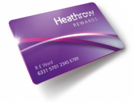 heathrow airport comarch