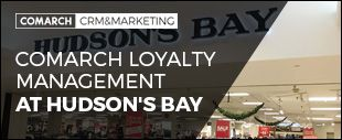 Comarch Loyalty Management Hudson's Bay Netherlands